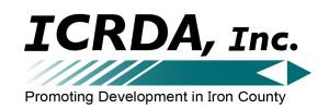 ICRDA logo
