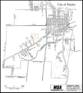 CARY PARK ESTATES location map